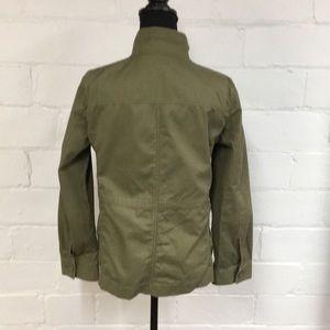 J. Crew Jackets & Coats - J. Crew Surplus Jacket in Olive Green